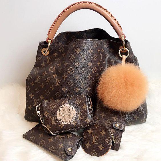 Vuitton Monogram Bag