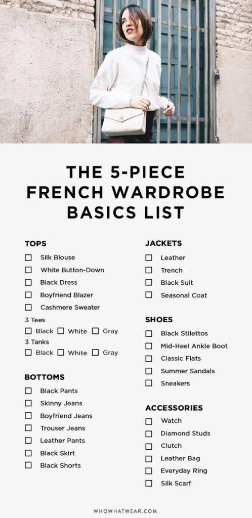 Come scrivere la perfetta shopping list e comprare solo cose utili #decluttering #minimalismo #over40 #over50 #guardaroba #stile #moda2019