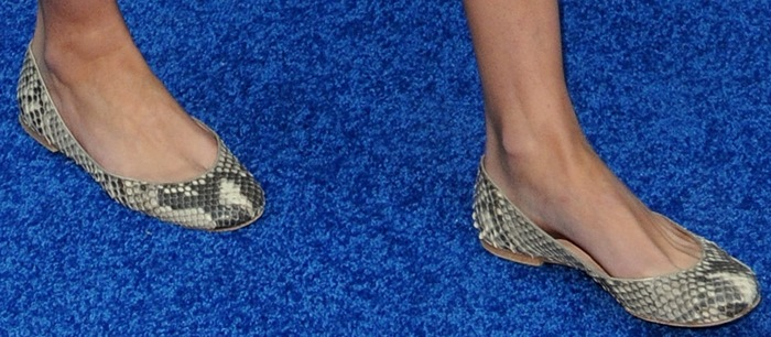 scarpe pitonate