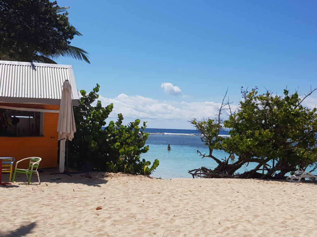 Crociera ai Caraibi MSC Guadalupa spiaggia Club Med
