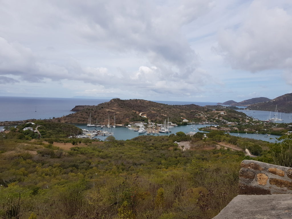 Crociera ai Caraibi MSC English Harbour Antigua