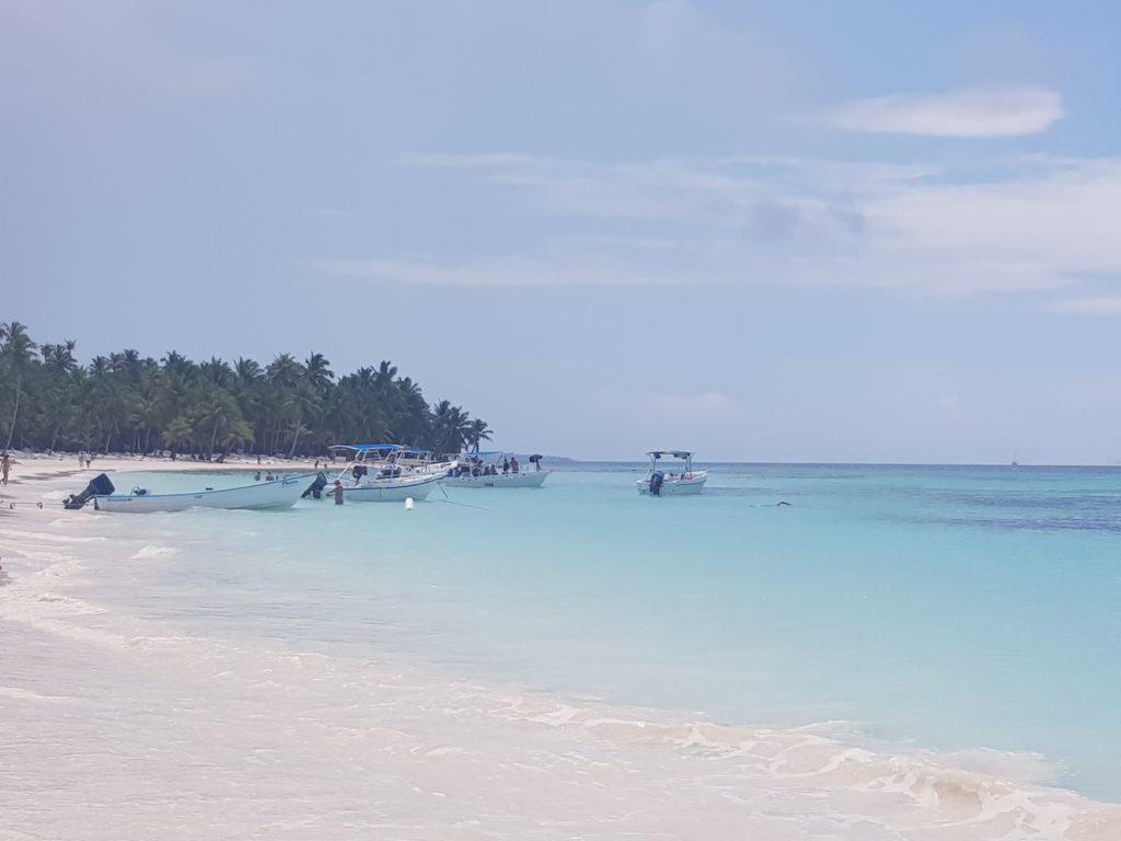Crociera ai Caraibi con MSC: Isla Saona