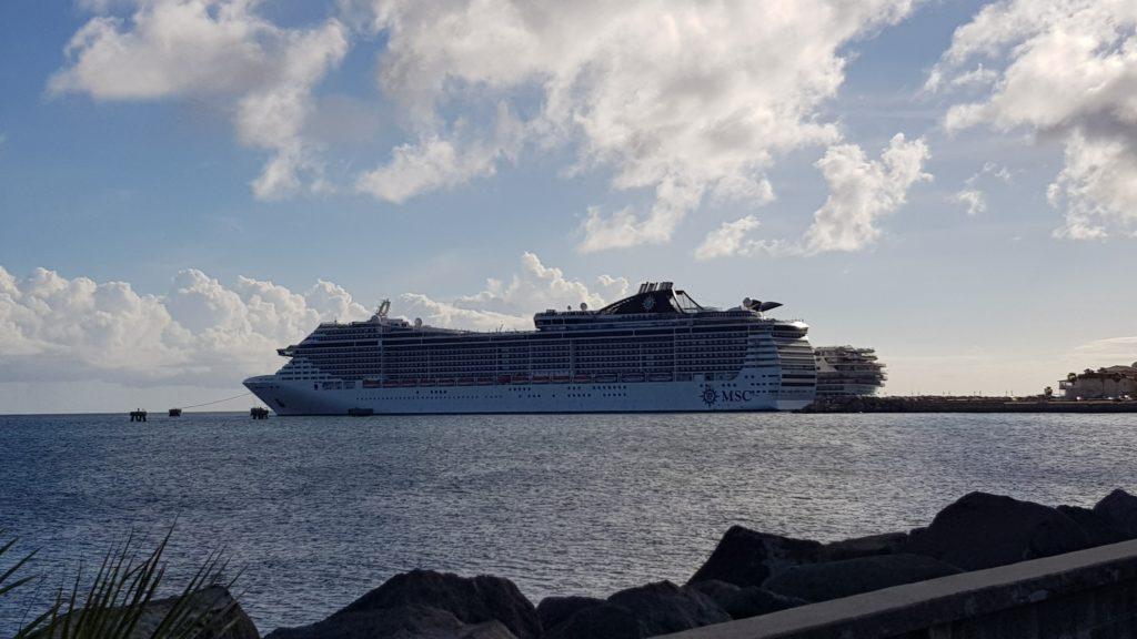 Crociera ai Caraibi con MSC: St. Kitts