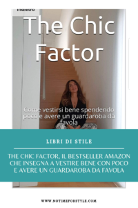 The Chic Factor, il più bel libro di decluttering e stile