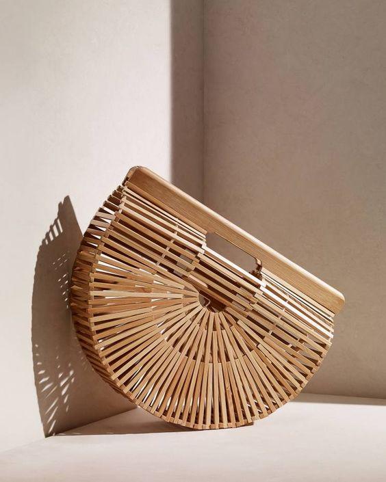 Bamboo Bag - La borsa di bambù: modelli e abbinamenti. come abbinare la borsa in bambù. #bamboo #bambù