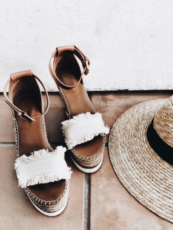 espadrilles le migliori scarpe di tendenza per la primavera estate
