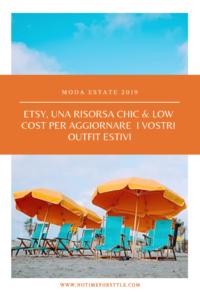 Moda estate 2019 accessori