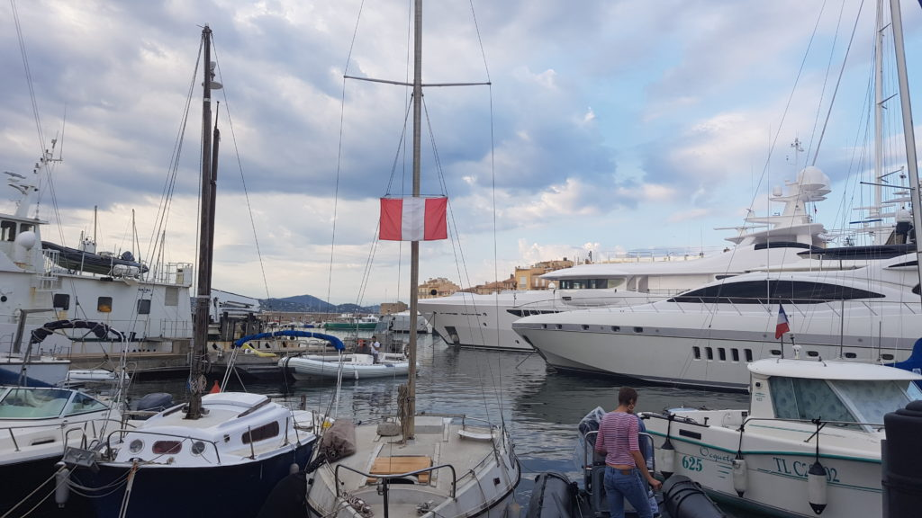 Itinerary for South of France and Northern Spain