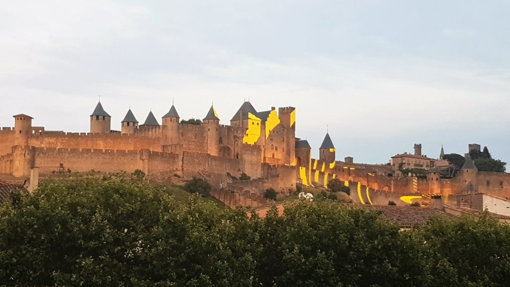 Itinerary for South of France, Carcassonne