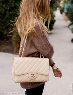 Vestirsi bene con poco - Chanel Jumbo