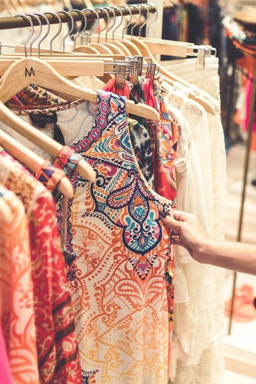 budget per lo shopping