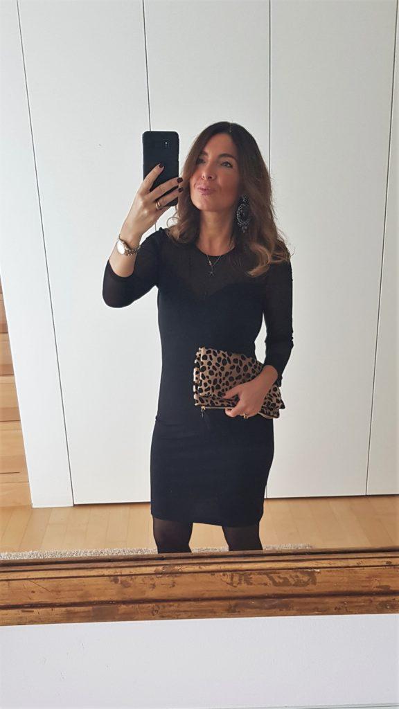 L'abito nero perfetto per ogni occasione