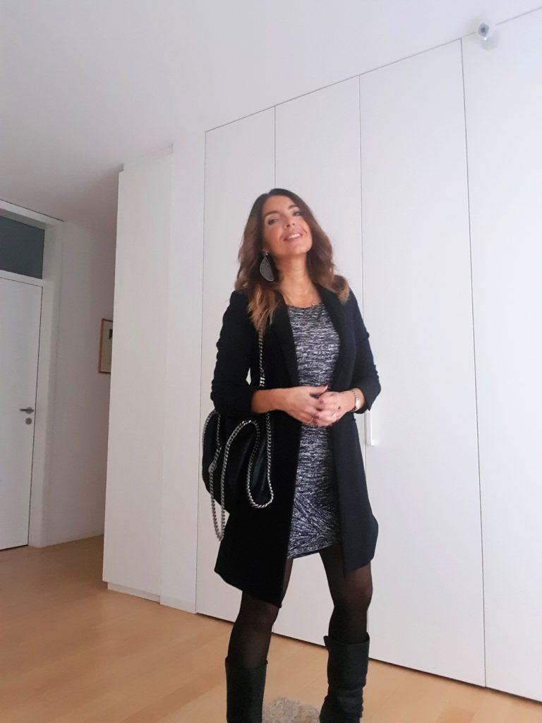 come vestirsi per una mostra