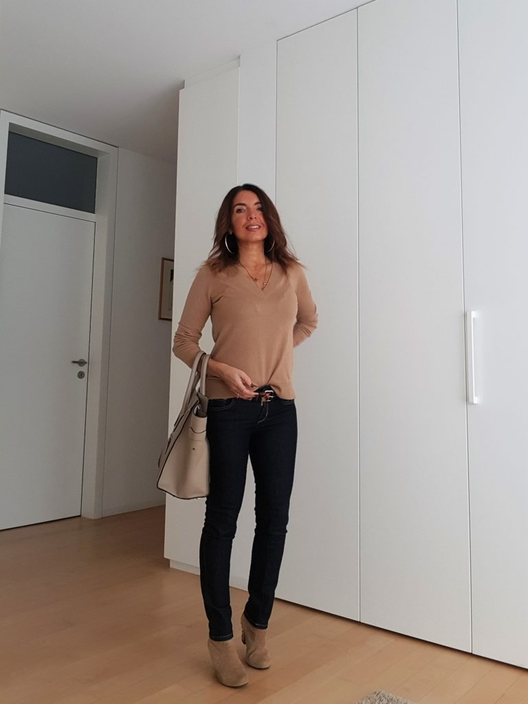 Jeans Liu Jo in denim scuro