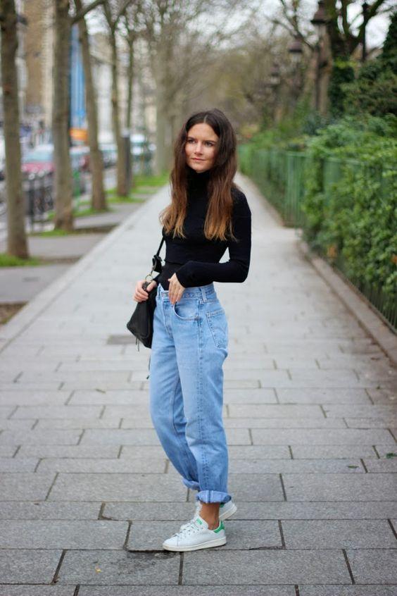 Mom Jeans e denim 2019 2020