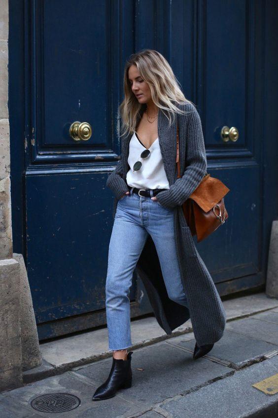 moda jeans strappati