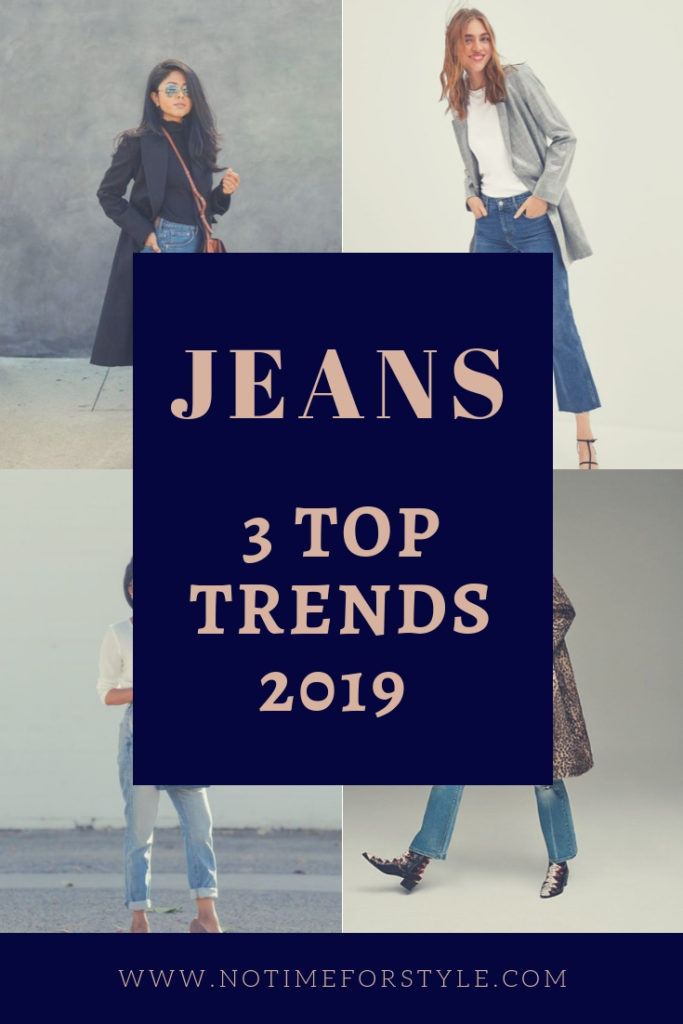 Jeans Trends 2018 2019