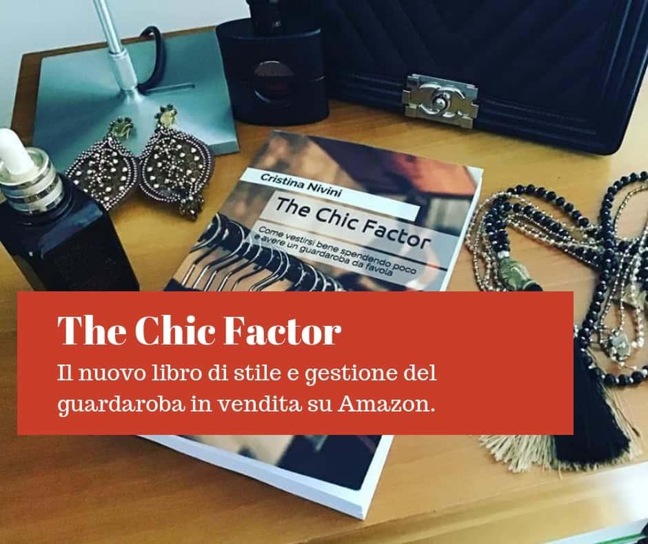 The Chic Factor, il libro di moda bestseller Amazon