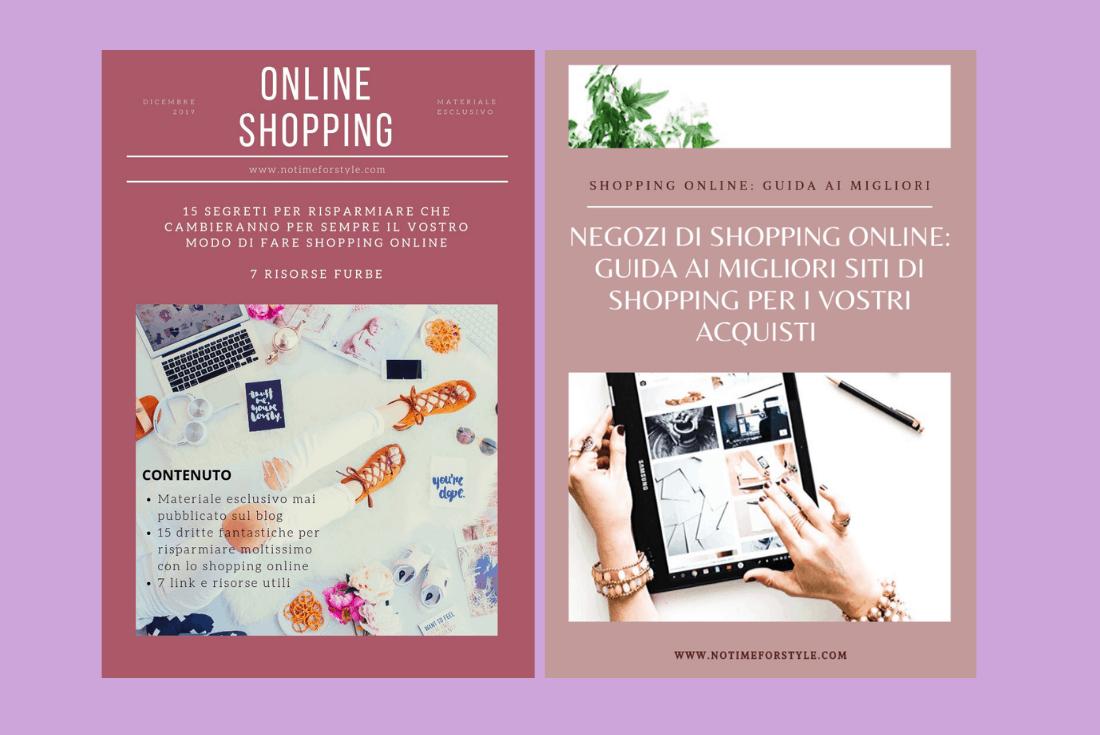 guida allo shopping online e i migliori negozi di shopping online