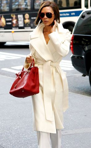 How to wear white in the winter