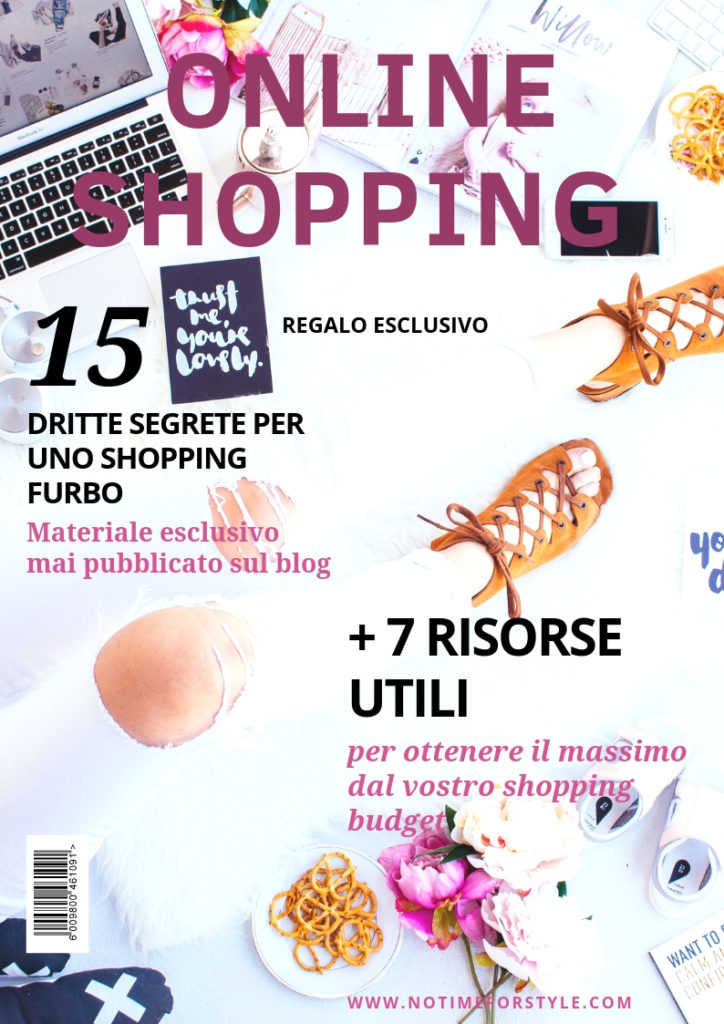 I migliori consigli per fare shopping online