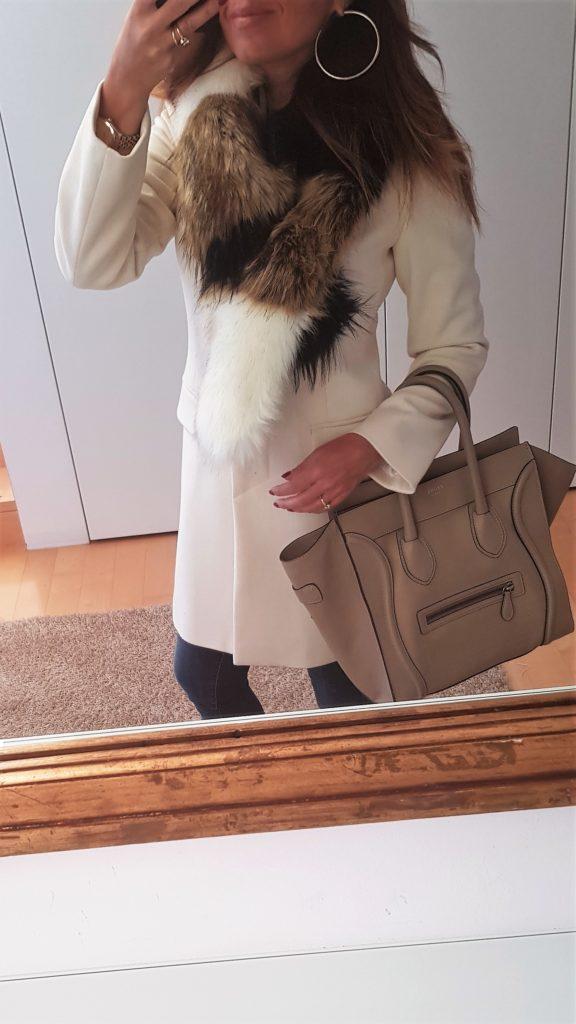Cappotto bianco Max & Co
