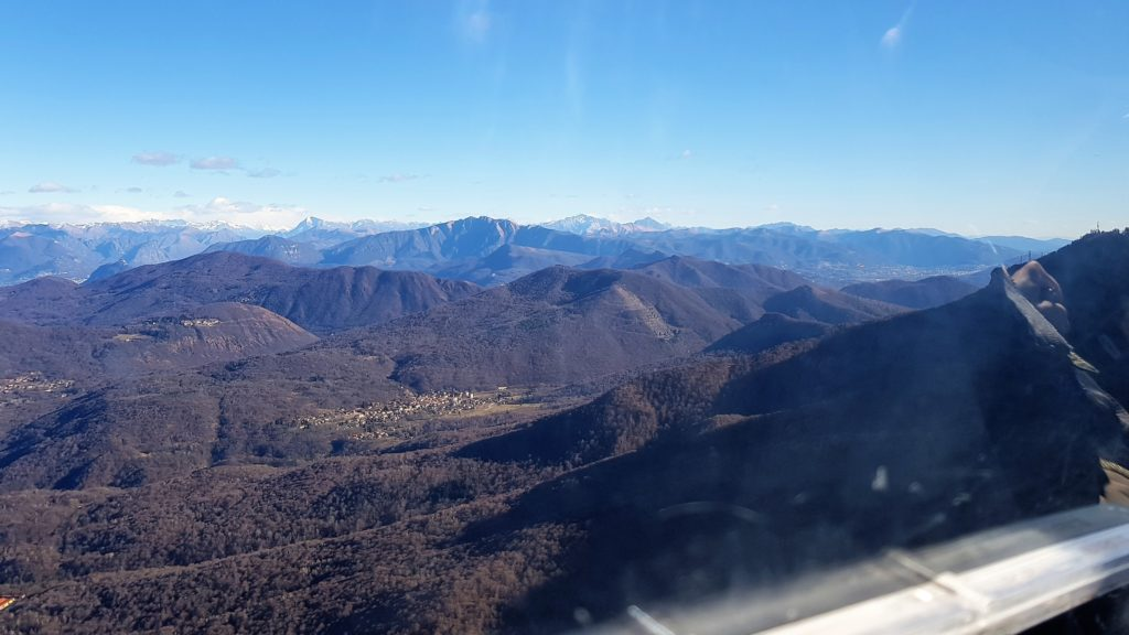 Montagne attorno a Varese