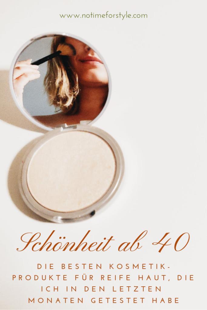 Schönheit ab 40