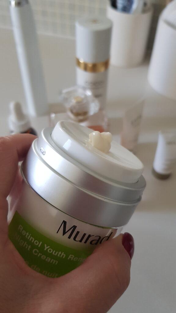 Creme antietà che funzionano davvero: Murad Retinol Youth Renewal Night Cream - Recensione