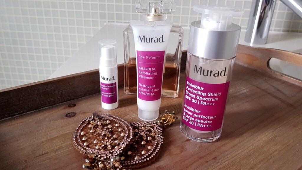 Invisiblur Perfecting Shield e altri prodotti Murad: recensione dei migliori prodotti solari e anti età