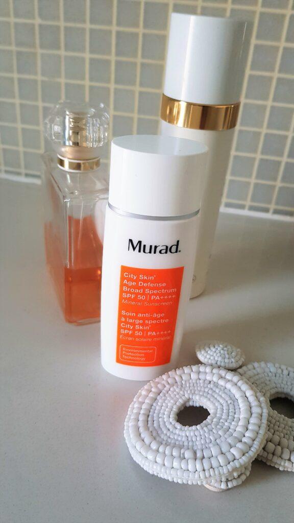 Il miglior prodotto solare viso: City Skin di Murad