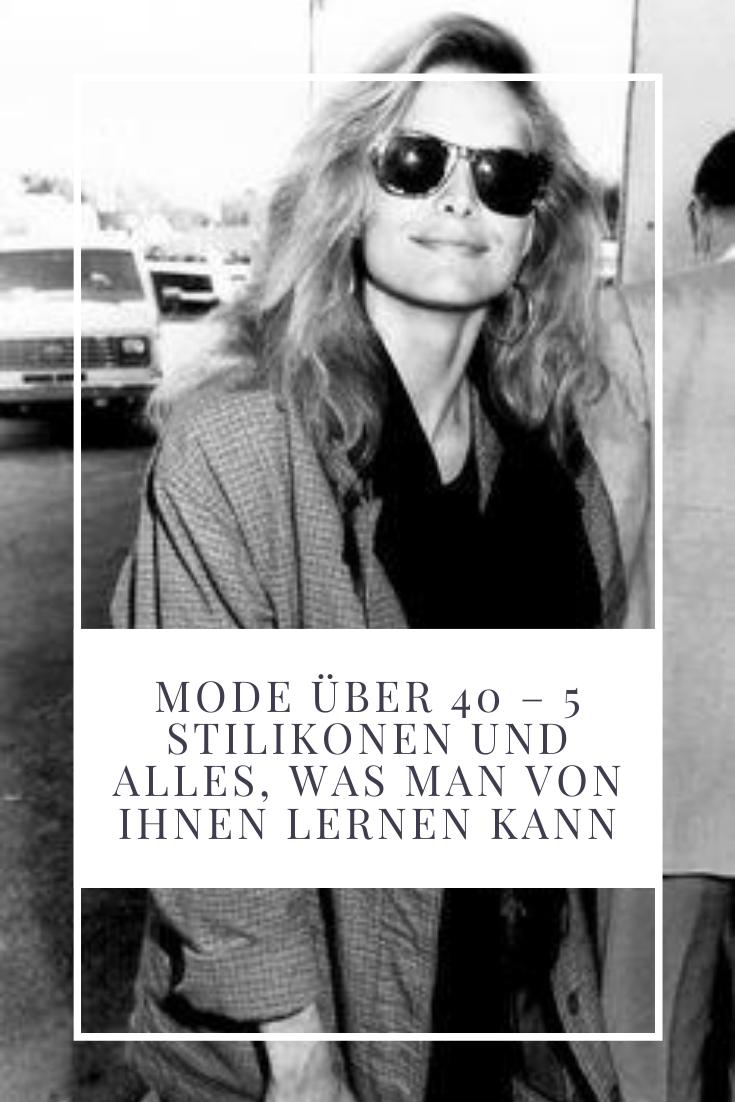 mode über 40 stilikonen