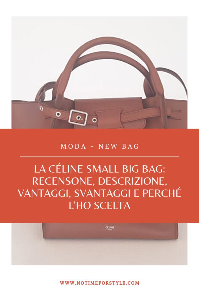 Céline Small Big Bag recensione