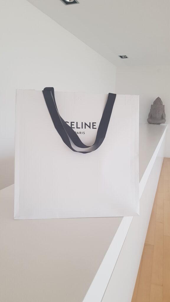 Céline small big bag recensione e unboxing