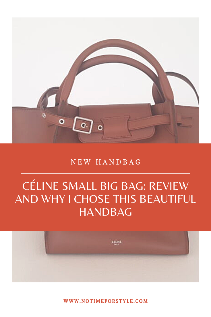 Celine Small Big Bag review