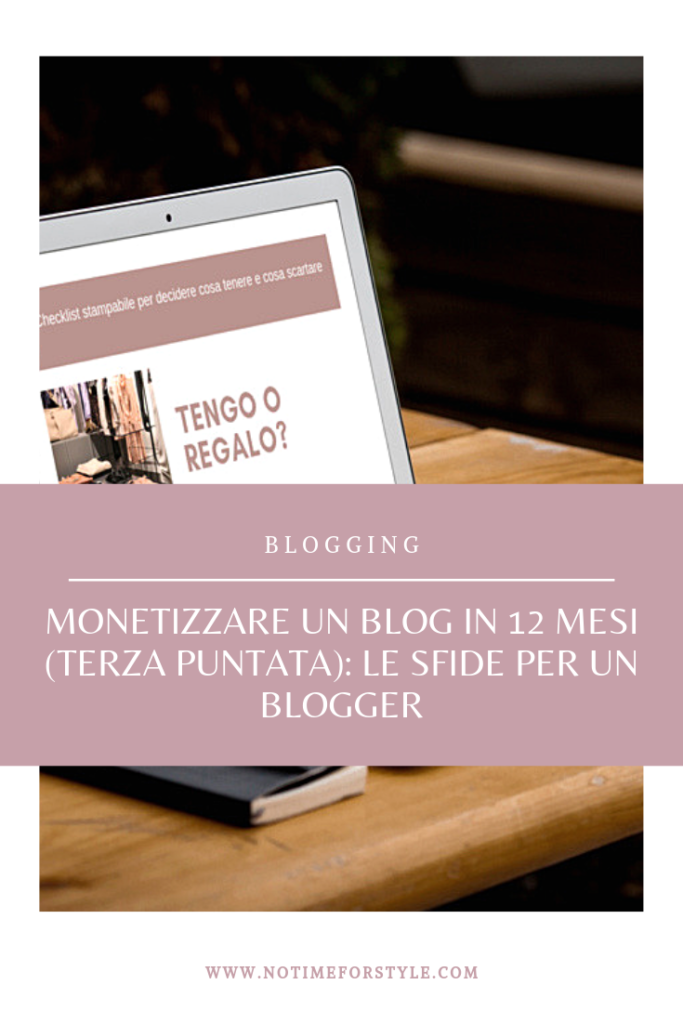 Come monetizzare un blog
