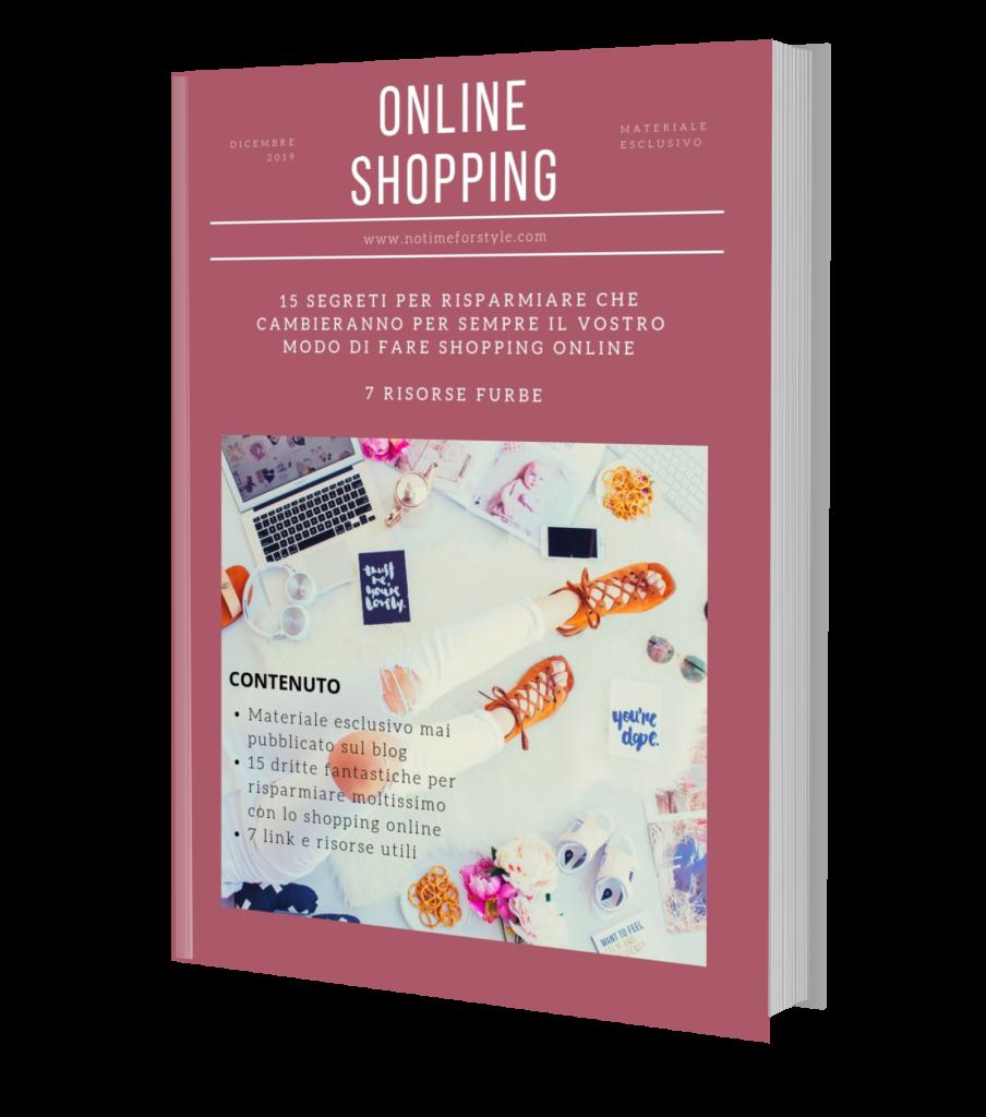 Come risparmiare con lo shopping online e fare acquisti sicuri, guida gratuita