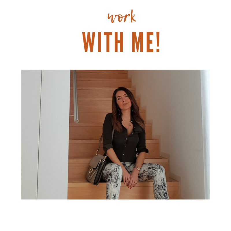 Work with me No Time for Style / collaborations with the best Swiss and Italian bloggers