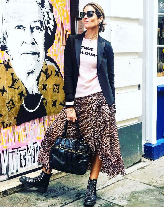 fashion over 40 how to wear trends
