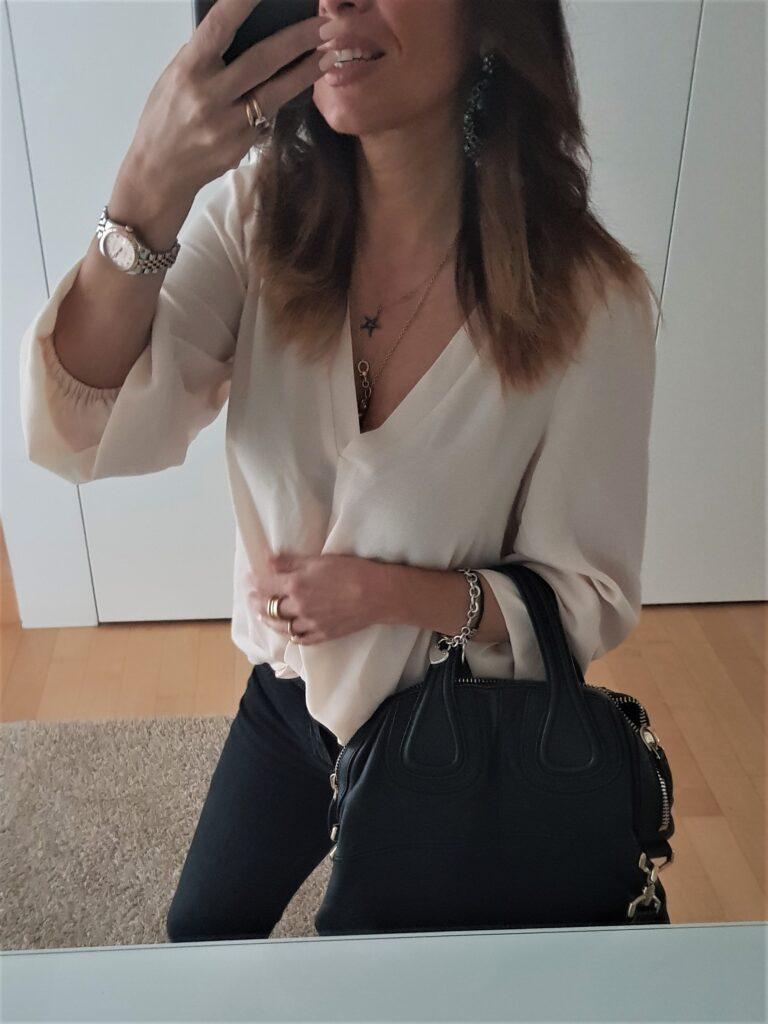 borsa givenchy per outfit moda autunno inverno 2019