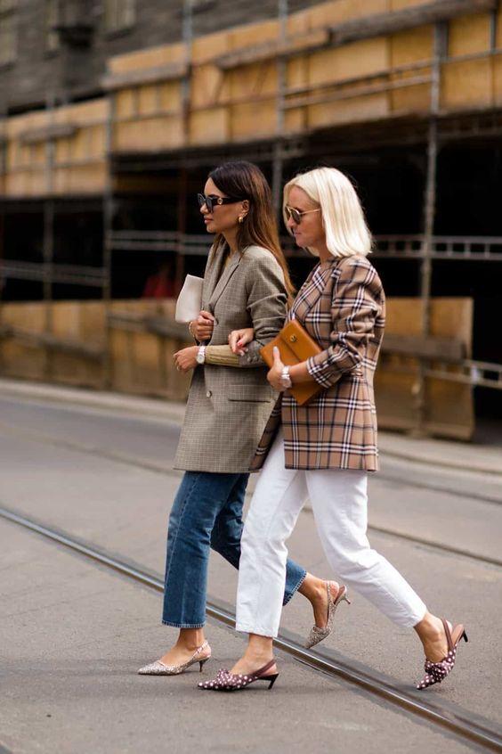 Kitten Heels come indossarle: scarpe di moda 2019 2020