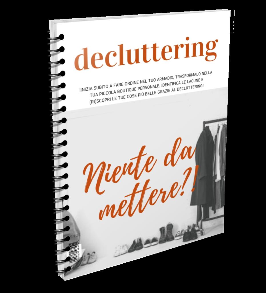 come fare decluttering, guida gratuita al decluttering