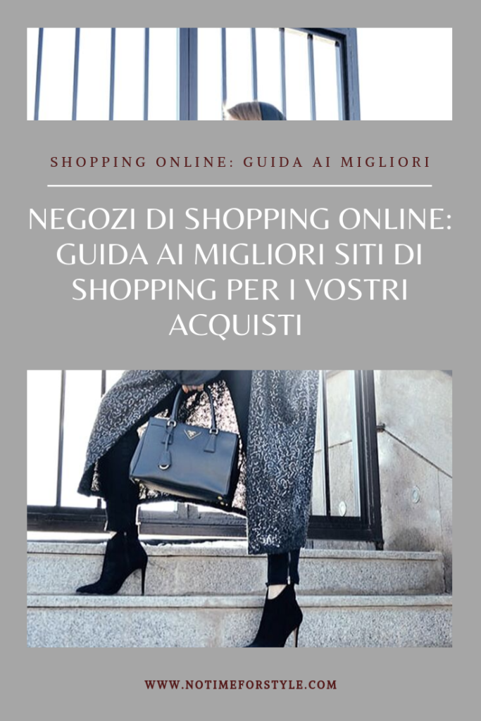 i siti di shopping online più sicuri e convenienti
