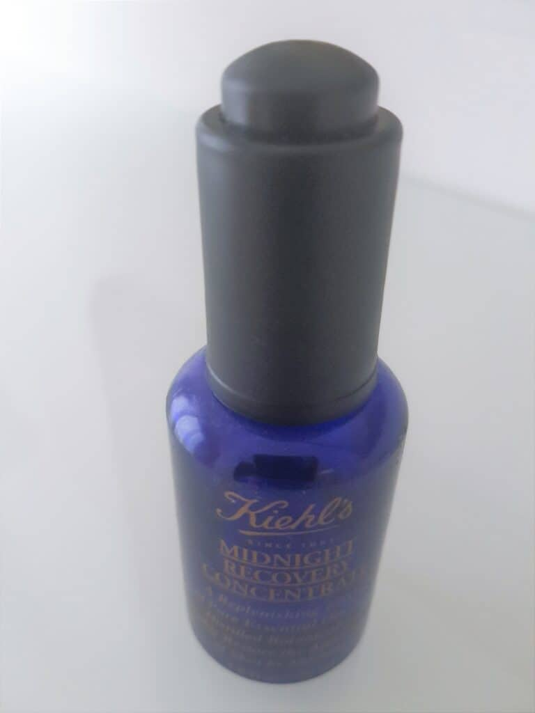 Kiehl's Midnight Recovery Concentrate recensione