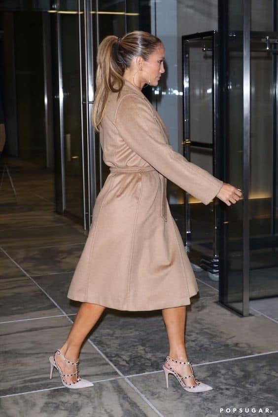 over 40 fashion icons Jennifer Lopez
