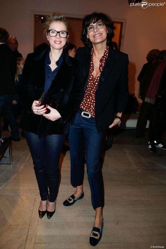 moda over 40 inès de la fressange