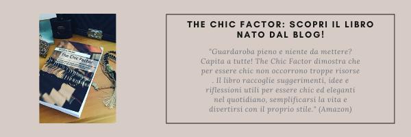 The Chic Factor guida di eleganza