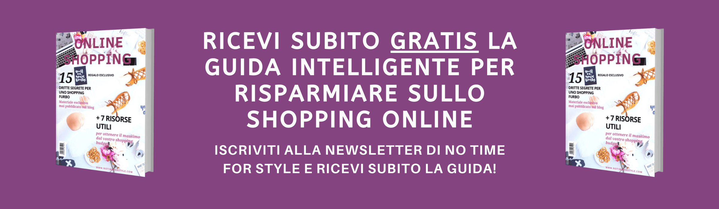 I MIGLIORI NEGOZI DI SHOPPING ONLINE GUIDA GRATUITA