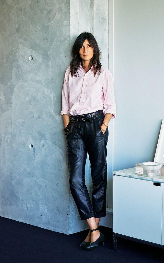 moda over 40 emmanuelle alt