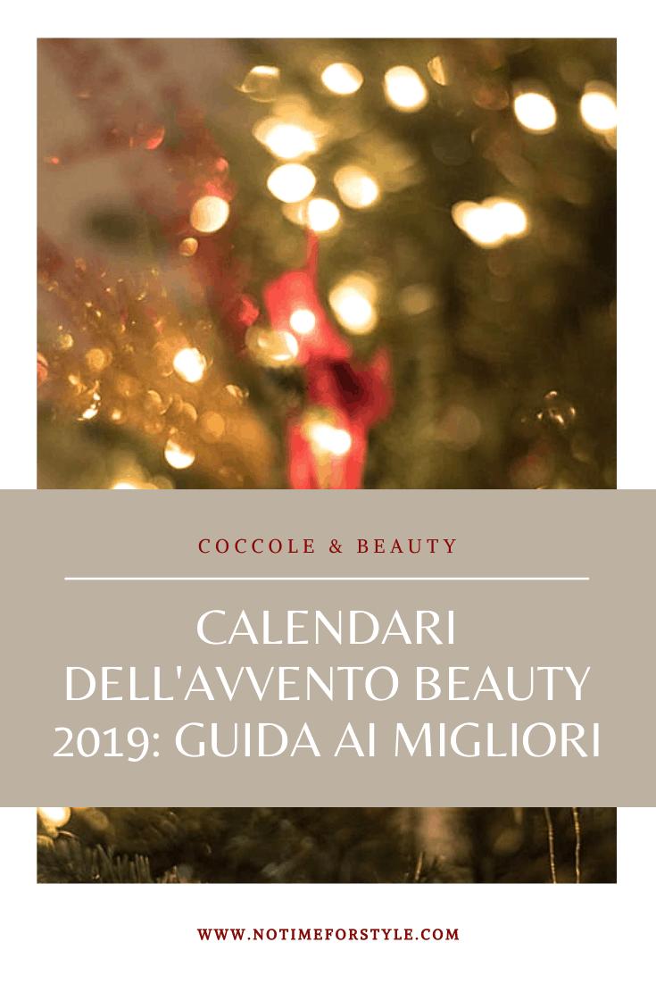 migliori calendari dell'avvento beauty cosmetici